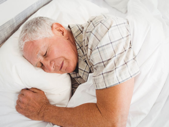 How Can Sleep Reduce the Risk for Alzheimer's?